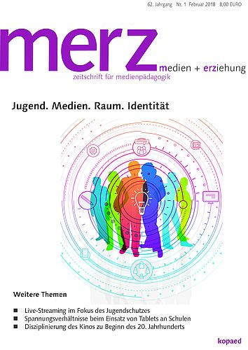 2018/01 Jugend. Medien. Raum. Identität - JFF – Institut für ...
